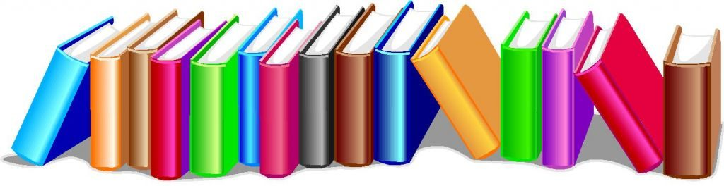 booksinarow